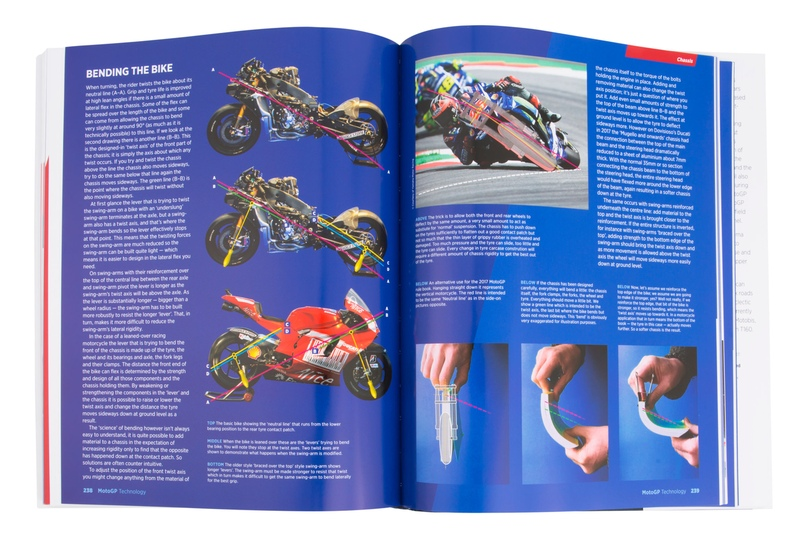 Книга «MotoGP™ Technology»