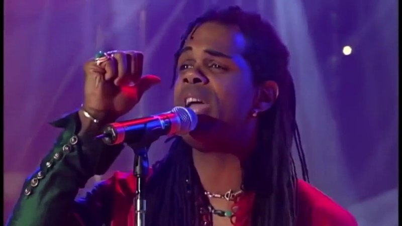 Andru Donalds - All Out Of Love (Live 1999 HD)