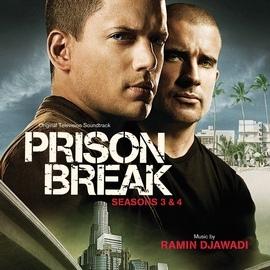 Ramin Djawadi альбом Prison Break: Seasons 3 & 4