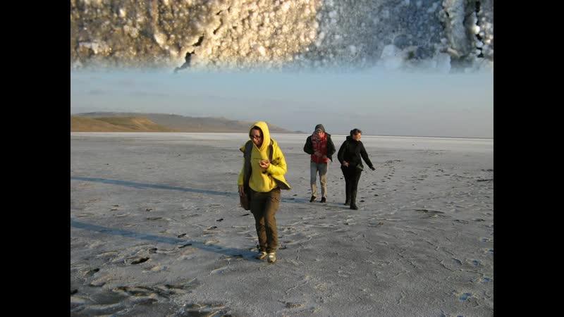 автопутешествие в Крым: Опукский заповедник, Кояшское озеро, вулкан Джау-Тепе