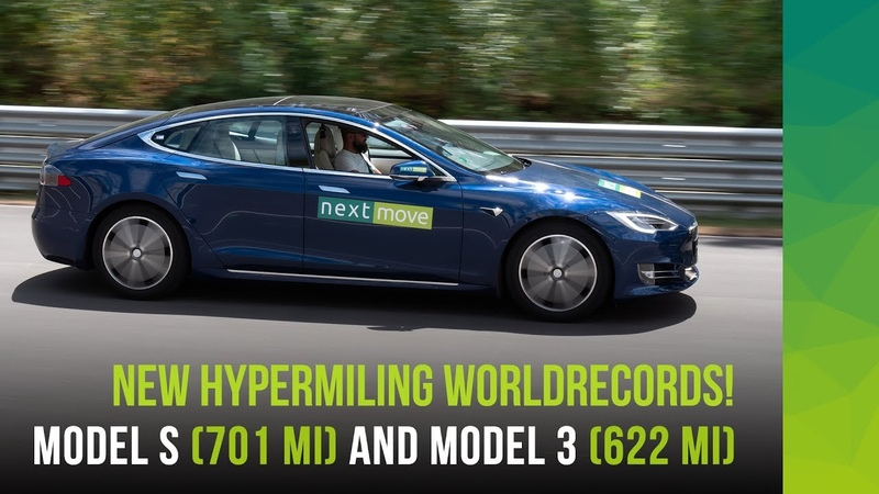 How to set Hypermiling Records with Tesla Model 3 Model S on a weekend