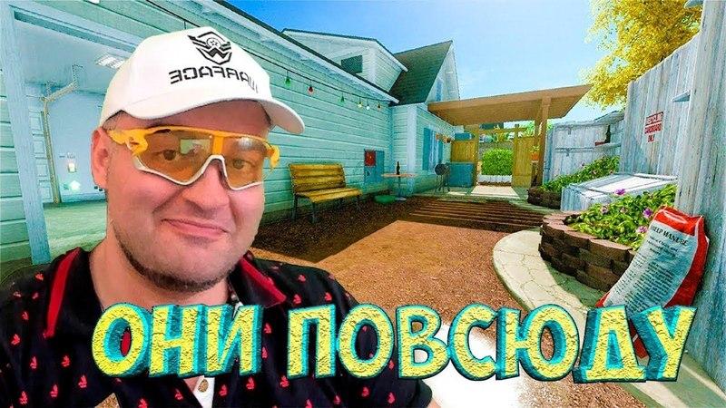 САМАЯ КЕМПЕРСКАЯ КАРТА ВАРФЕЙС☛Bushmaster BA50☛WARFACE