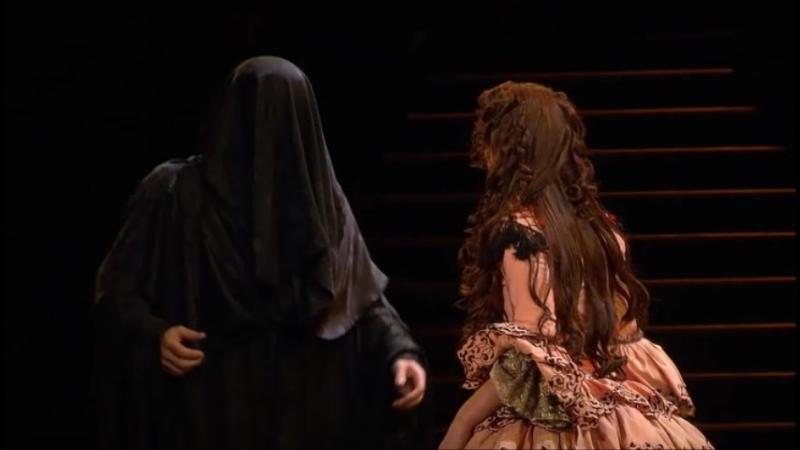 Призрак Оперы 25 лет в Королевском Альберт Холле акт 2 с субтитрами