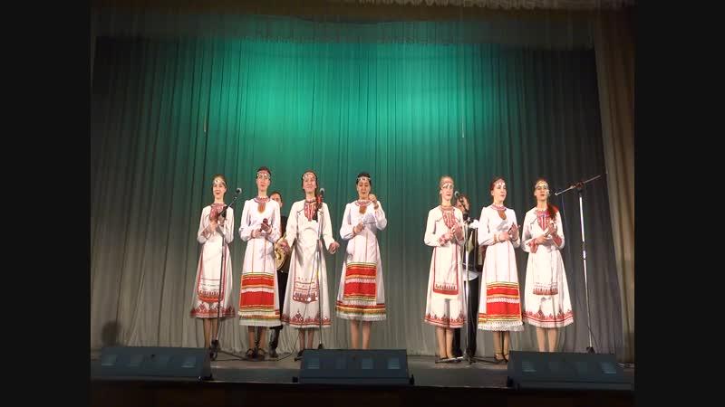 Шушпык Отчётный концерт 2018г.