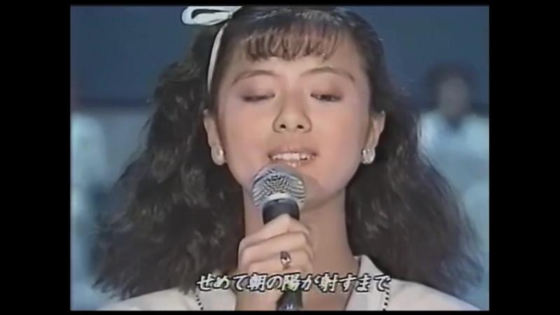Yakushimaru Hiroko WOMAN ~Wの悲劇より~ (旧) 薬師丸ひろ子 おまけ付き