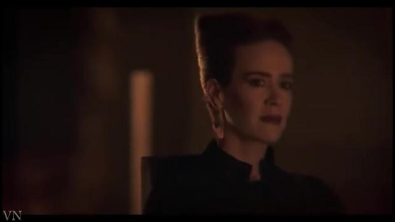 American Horror Story | sarah paulson | Wilhelmina Venable vine