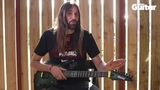 Me And My Guitar Tesseract's James Monteith Custom Ibanez RGD Seven-String