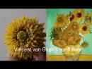 Подсолнухи Винсента Ван Гога.