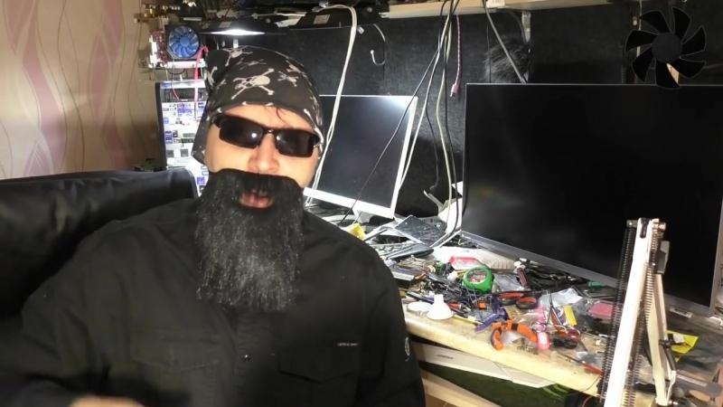 Игровой ПК за 300 руб от профи компьютерщика дена