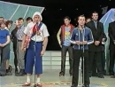 Разминка (КВН Высшая лига 2002. Вторая 1/4 финала)