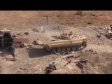 Подразделения Республиканской гвардии и 4 дивизии взламывают оборону террористов ИГИЛ на юге столицы. Дамаск