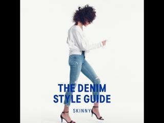 H&m denim style guide