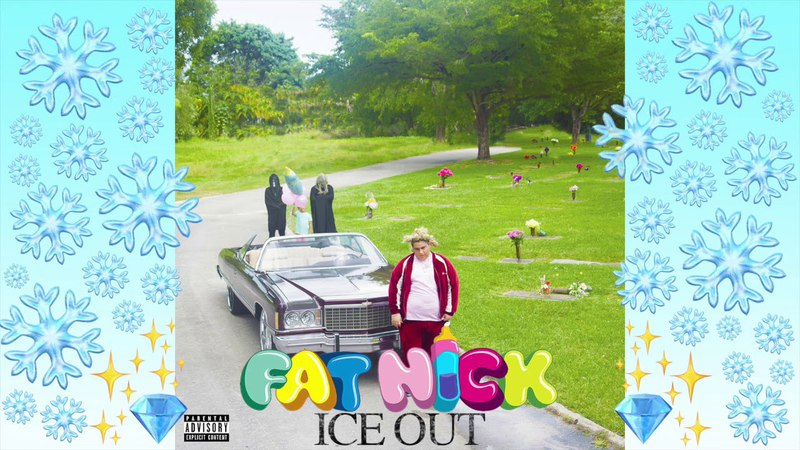 Fat Nick - Ice Out ft. Blackbear [Official Audio]