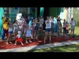 Детский флэшмоб на День Посёлка