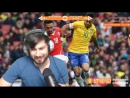 Narrating Brazil vs. Costa Rica! | Twitter @gowithdennis