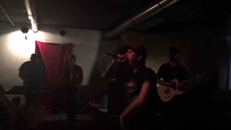 Гараж Рекордс – Всё, что мне не нравится (live OhMy! 05-01-17)