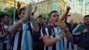 Видео: Парк «Зарядье» во время ЧМ по футболу - 2018