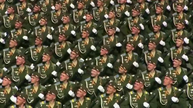 Супер песня Служить России суждено тебе и мне Москва военный парад на Красной пл