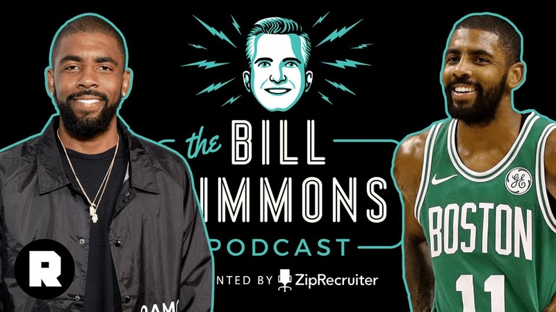 Kyrie Irving on Leaving LeBron, Bostons Future, and Empowered Players   The Bill Simmons Podcast