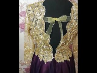 Выпускное платье для Оли