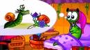 УЛИТКА БОБ 2 Фэнтези история Часть 2 Мультик игра для детей Несносный боб 2 Snail Bob 2