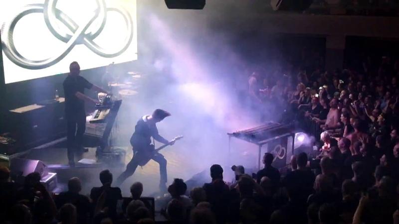 Die Krupps 04 (Lucerna, Prague 2018)