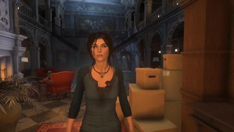Rise of the Tomb Raider 04.09.2017 10-я часть