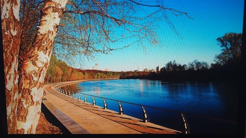P6230015 - ВЕСЕННИХ СИЛ БРОЖЕНИЕ -3.05.17 - Москва-река, Нарышкинский пруд - Фили = 900мб-10.59 - муз. Алексея Рыбникова