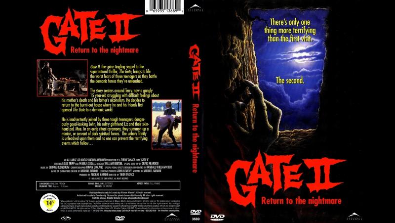 Врата 2: Нарушители / The Gate II: Trespassers (1990)
