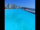Самый большой бассейн в мире находится в Чили на курорте San Alfonso del Mar. Хотели бы там поплавать?