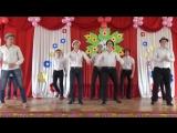 весь танец в видео