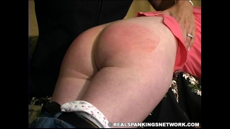 Bailey: Wooden Spoon Spanking_1