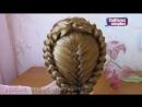 Coiffure avec tresse 🌷 Coiffure pour tous les jours cheveux long-mi long 🌷 facile à faire