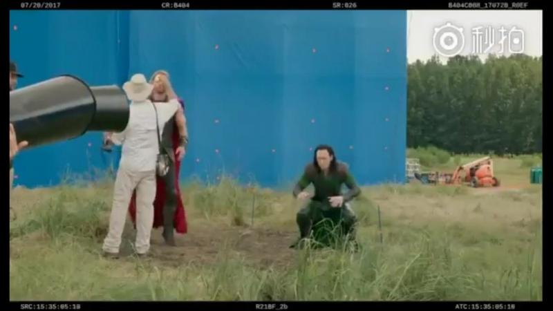 Thor Ragnarok Gag Reel - Itunes Extras|rus sub