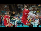 Unlucky Moments in Volleyball