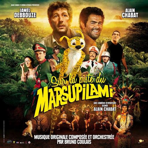 Bruno Coulais альбом Sur la piste du Marsupilami (Bande originale du film)