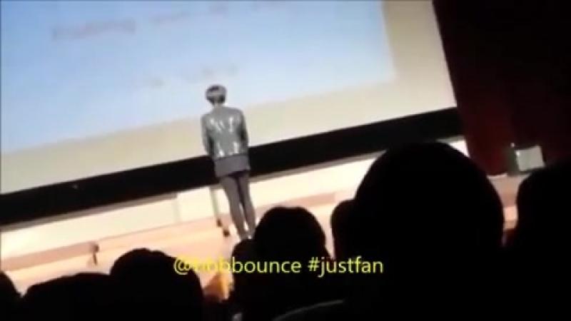 [180515] YG New Boys @ Kim Jun Kyu old video (4)