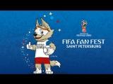 FIFA Fan Fest SPb: потанцуйте с волонтёром!