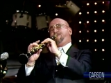 Jazz Musician Pete Fountain Plays Clarinet on Johnny Carsons Tonight Show