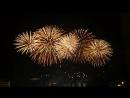 Салют 12 июня 2018 года: апогей. Последние минуты часового салюта