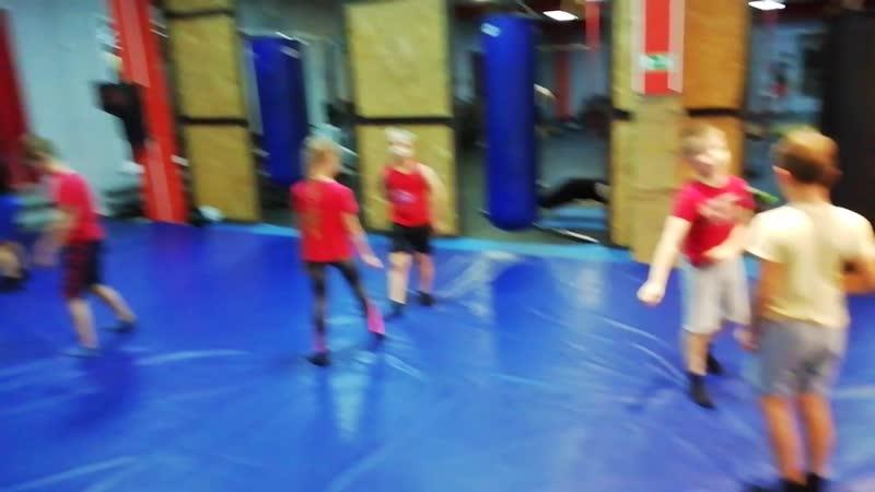 Клуб CrossFit младшая группа