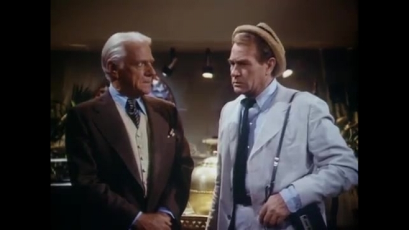 Kolchak: The Night Stalker (1974) S01E11 Horror in the Heights