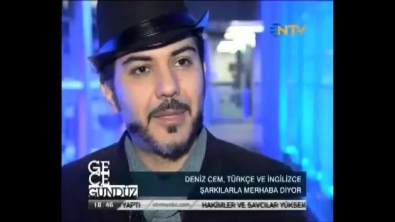 Deniz Cem Röportaj - Gece Gündüz - NTV 14 02 2012