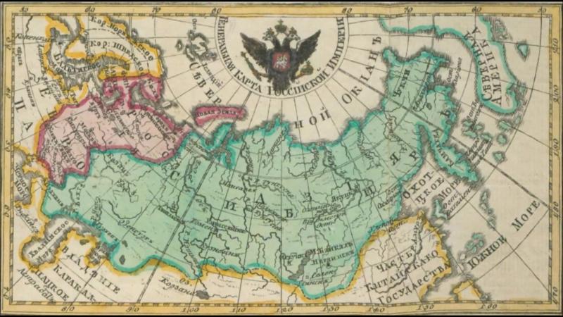 Эффект Манделы Арктика исчезла со всех карт. (Л.Д.О. 165 ч)