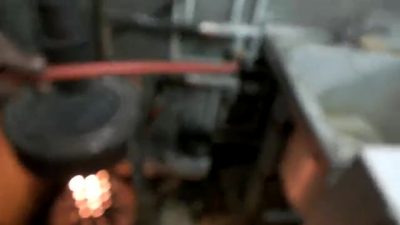 масляная печь и отопление