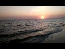Закат над морем - один из прекраснейший подарков природы 😍🏝️🌅🌊❤️
