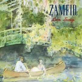 Gheorghe Zamfir альбом Love Songs