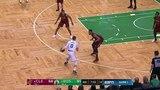 Boston Celtics в Instagram: «Tatum shakes, bakes and drains the 3!»