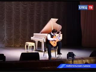 Юные гитаристы ДШИ №1 завоевали награды конкурса «Орлята России»