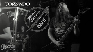 Tornado — «Orion» (Intro) + «One» (●Metallica Cover●)